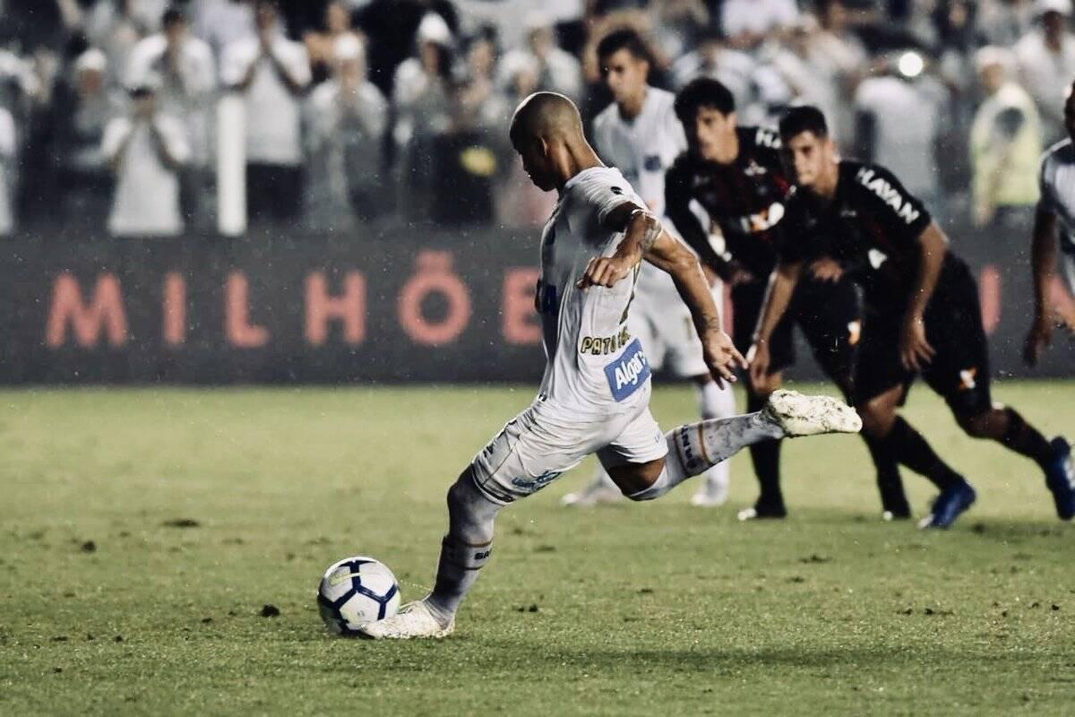 Foto: Reprodução / Ivan Storti - Santos F.C