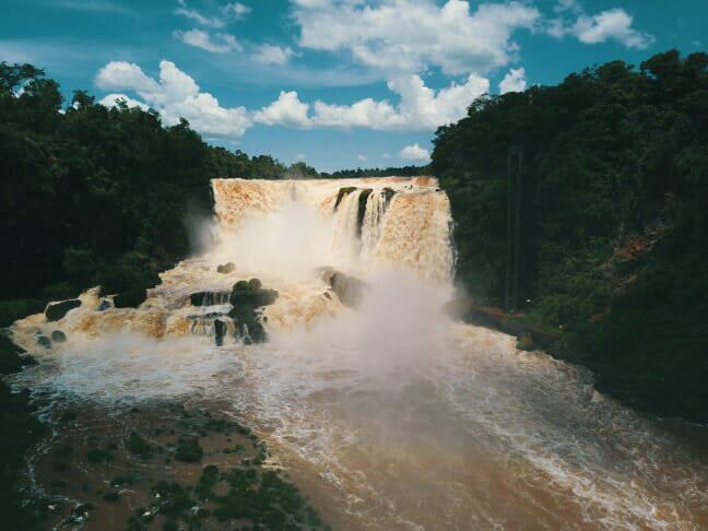 Cataratas do Paraguai. Foto: Solta Del Monday. Foto: Solta Del Monday