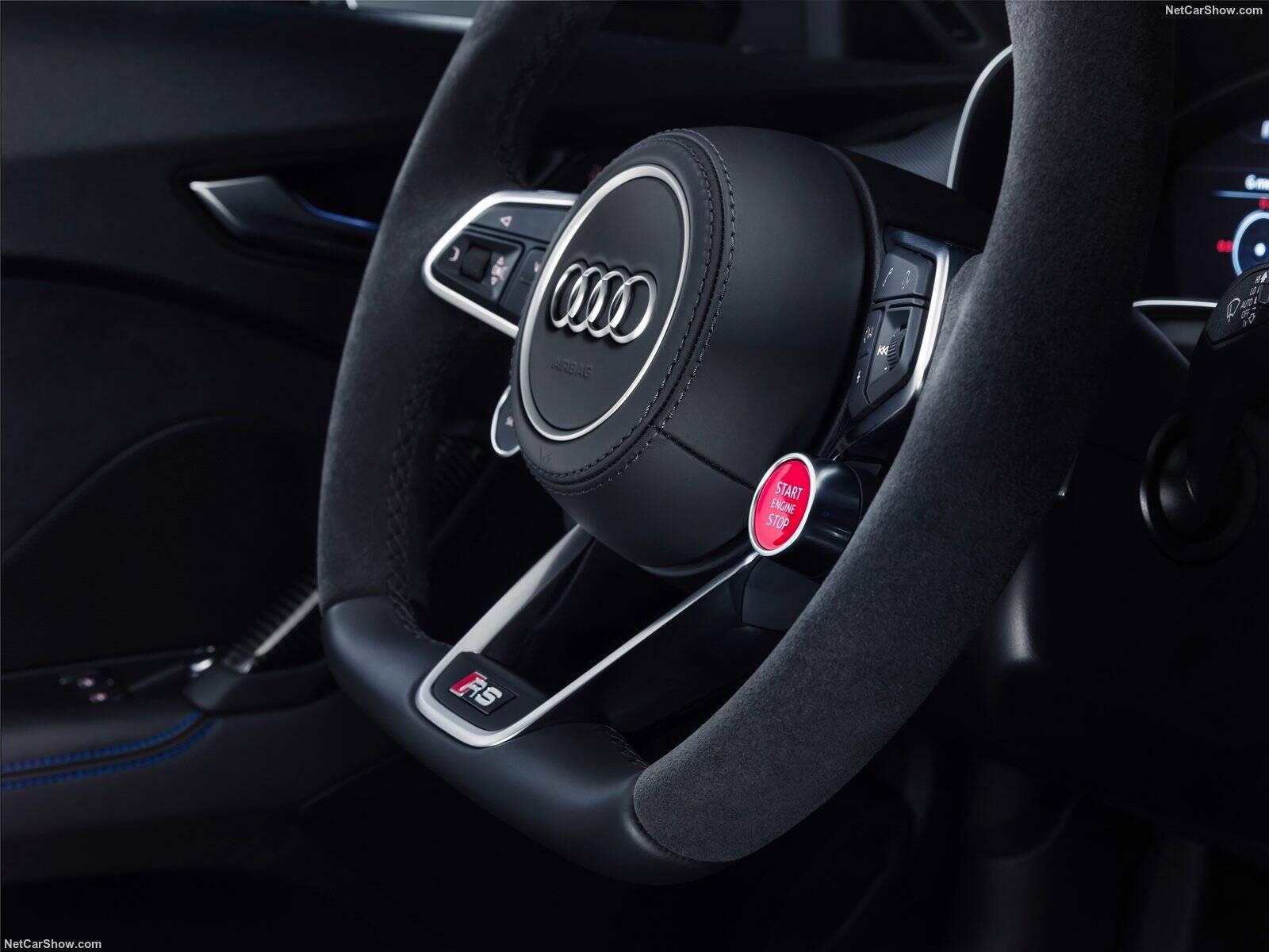 Audi TT RS. Foto: Carlos Guimarães/iG