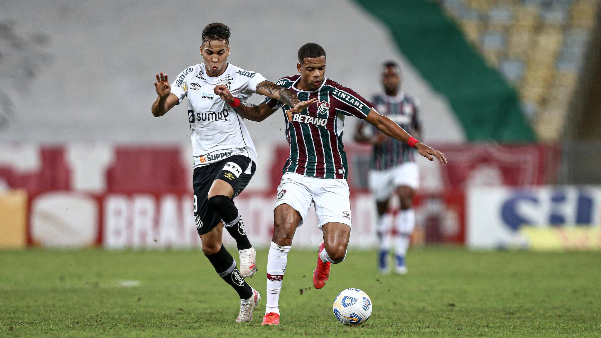 Foto: LUCAS MERÇON / FLUMINENSE F.C.