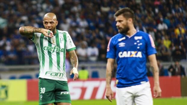 Foto: PALMEIRAS/FACEBOOK/REPRODUÇÃO