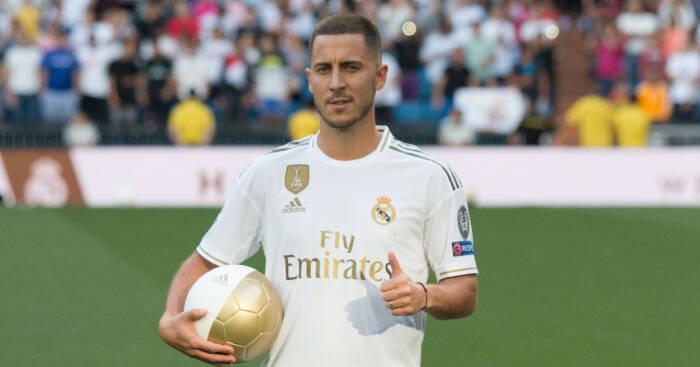 Foto: Reprodução / Real Madrid