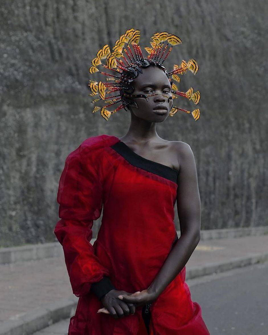 Movimento Afropunk. Foto: Reprodução/Instagram