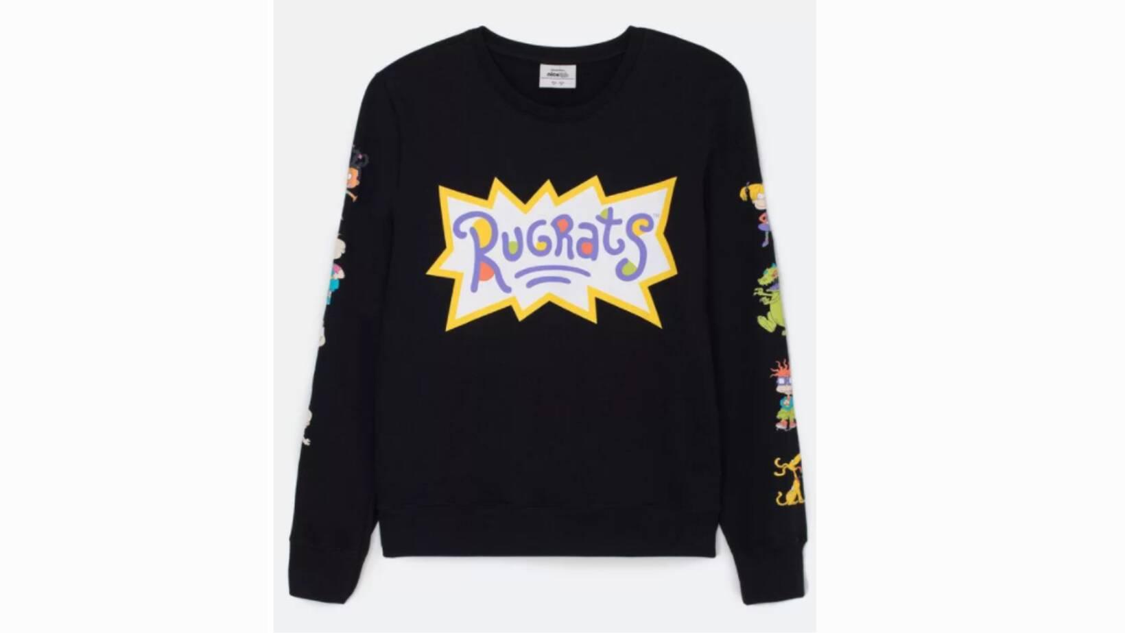 Moletom Rugrats, Renner. R$ 59,90.. Foto: Divulgação