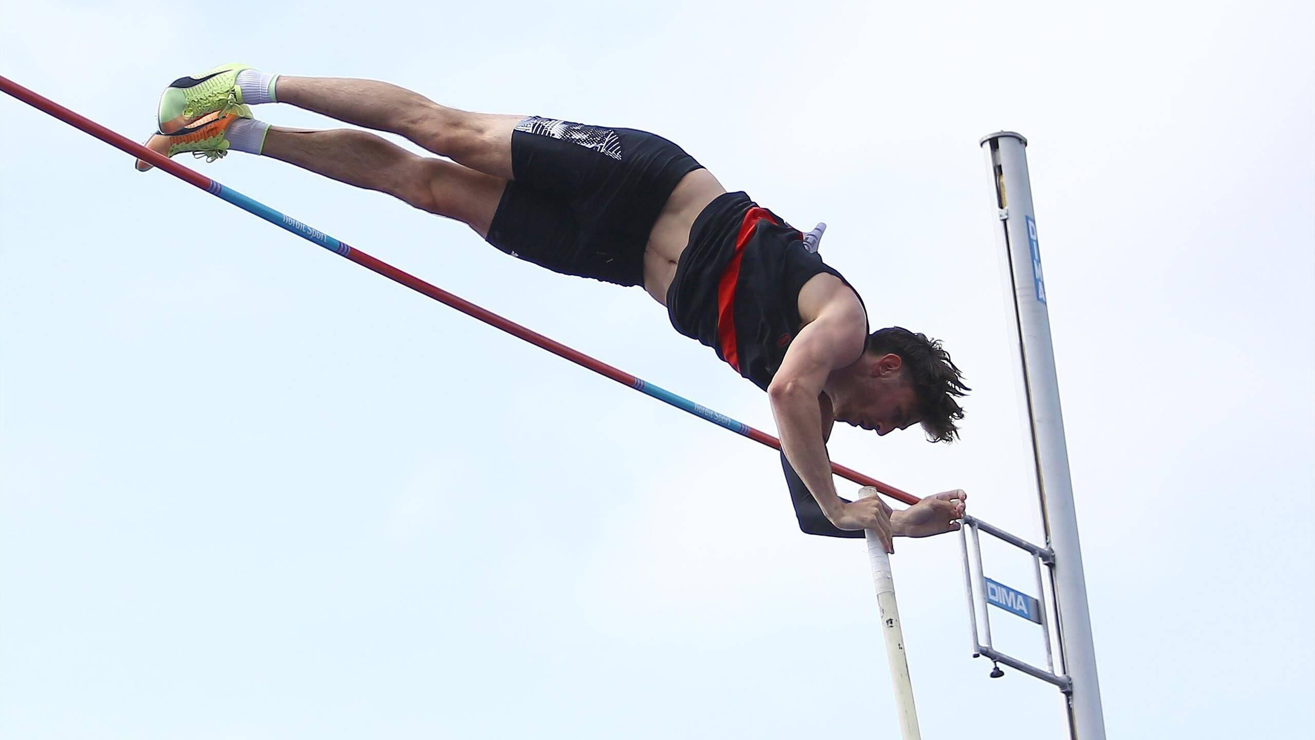 Harry Coppell, atleta olímpico. Foto: Instagram / Reprodução
