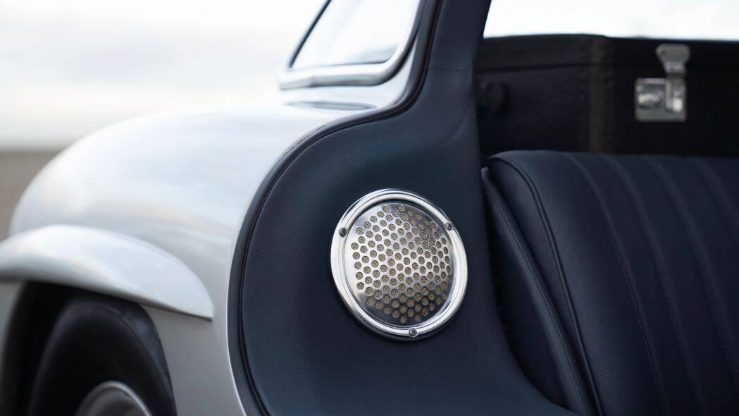 Mercedes-Benz 300SL. Foto: Divulgação