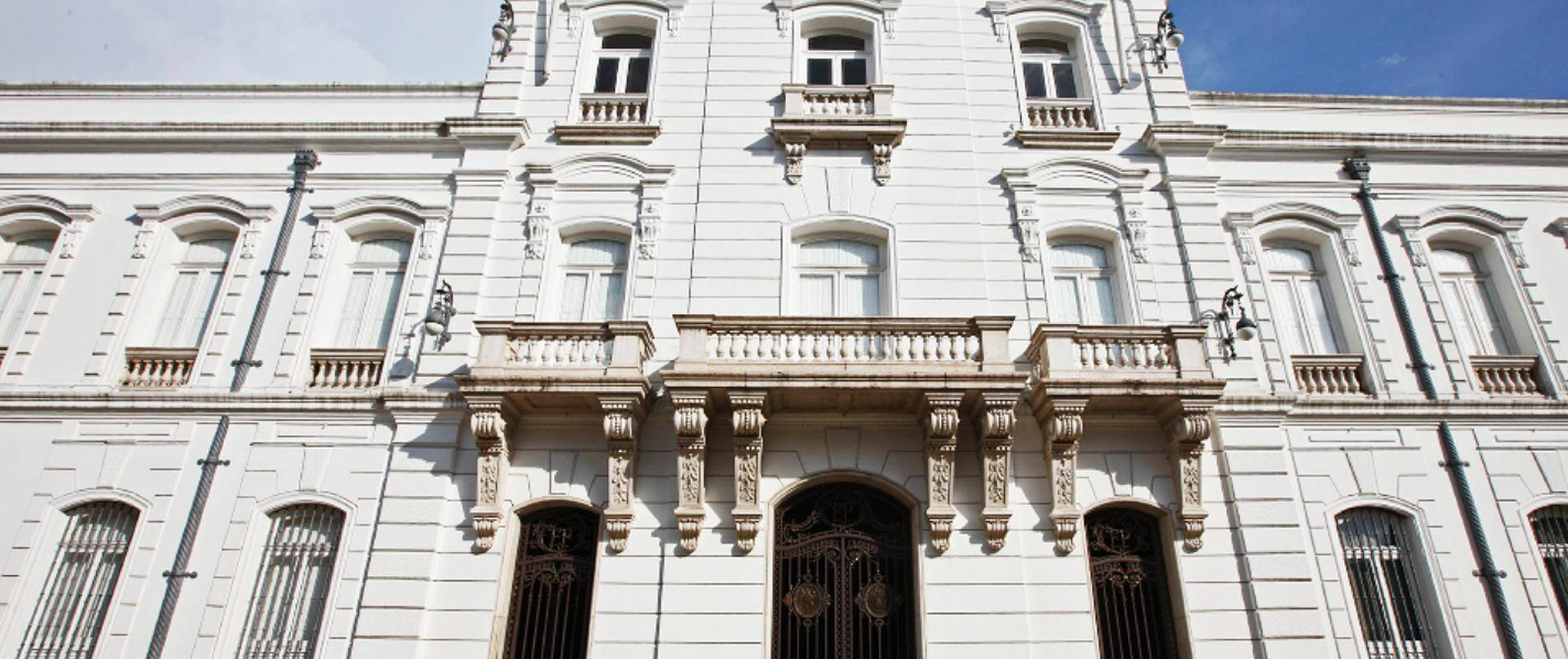 O Museu Histórico do Estado do Pará, instalado na antiga sede do governo, é uma atração histórica imperdível também. Foto: Divulgação