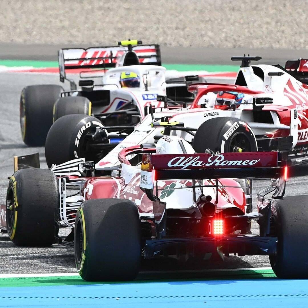 F1. Foto: Instagram