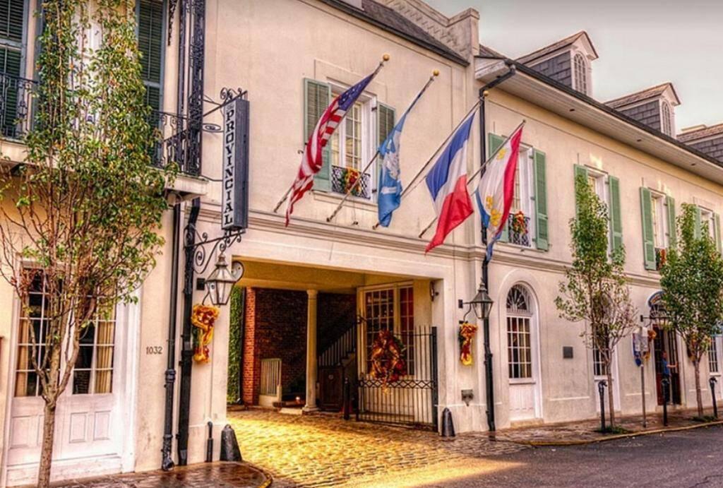 Hotel Provincial, em New Orleans. Foto: Agoda