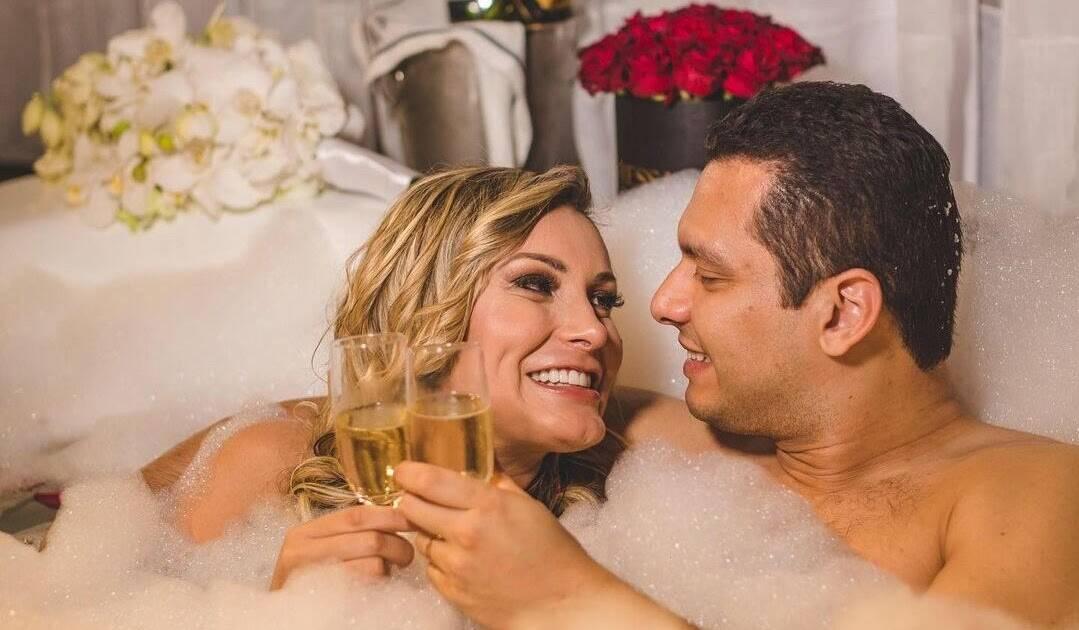 Andressa Urach e Thiago Lopes terminam casamento. Foto: Instagram