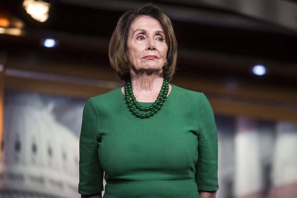 Nancy Pelosi,  presidente da Câmara dos Representantes dos Estados Unidos. Foto: Foto: Zach Gibson/Getty Images