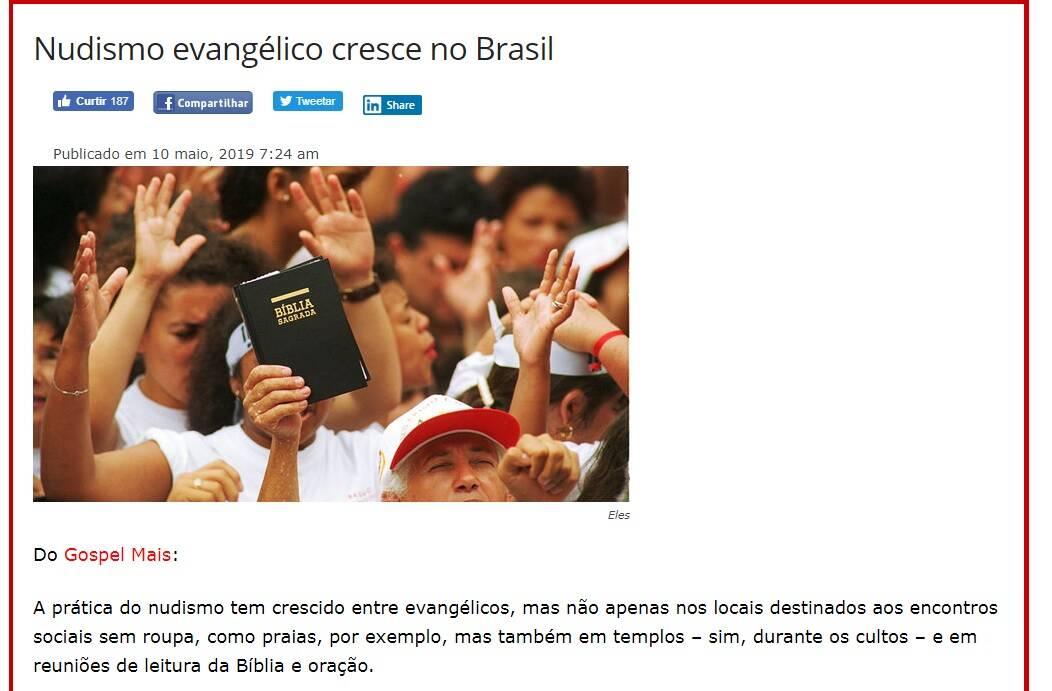 Entrevista de Estêvão Prestes repercute até hoje. Foto: Reprodução