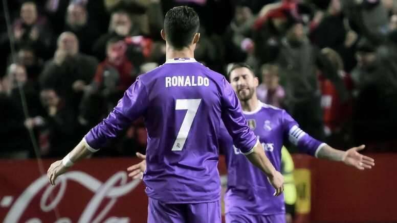 Sergio Ramos chama Cristiano Ronaldo de oportunista e gera mal estar no Real  . Foto: Divulgação