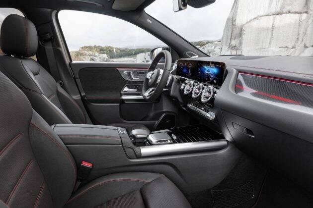 Mercedes-Benz GLA. Foto: Divulgação