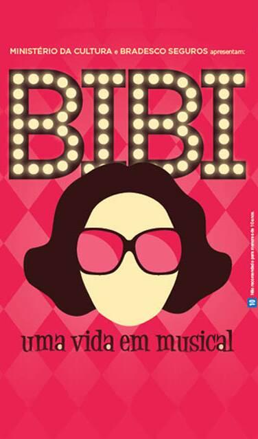 """Em 2018 a história de Bibi Ferreira foi destaques em """"Bibi - Uma Vida em Musical' . Foto: Divulgação"""