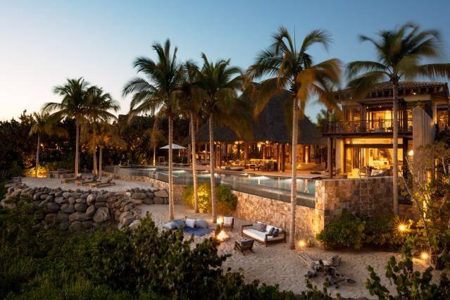 Casa Koko, Punta Mita, México: Com nove quartos e 12 banheiros, o lugar acomoda até 22 hóspedes. Foto: Divulgação/Airbnb
