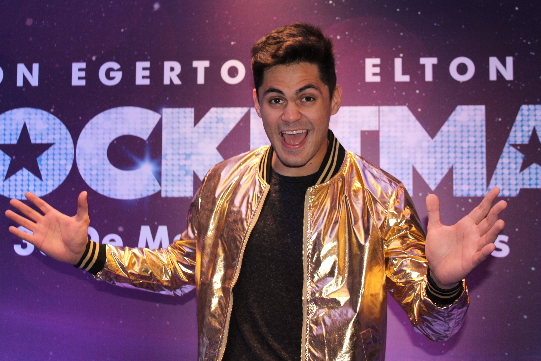 """Pré-estreia de """"Rocketman"""". Foto: Divulgação"""