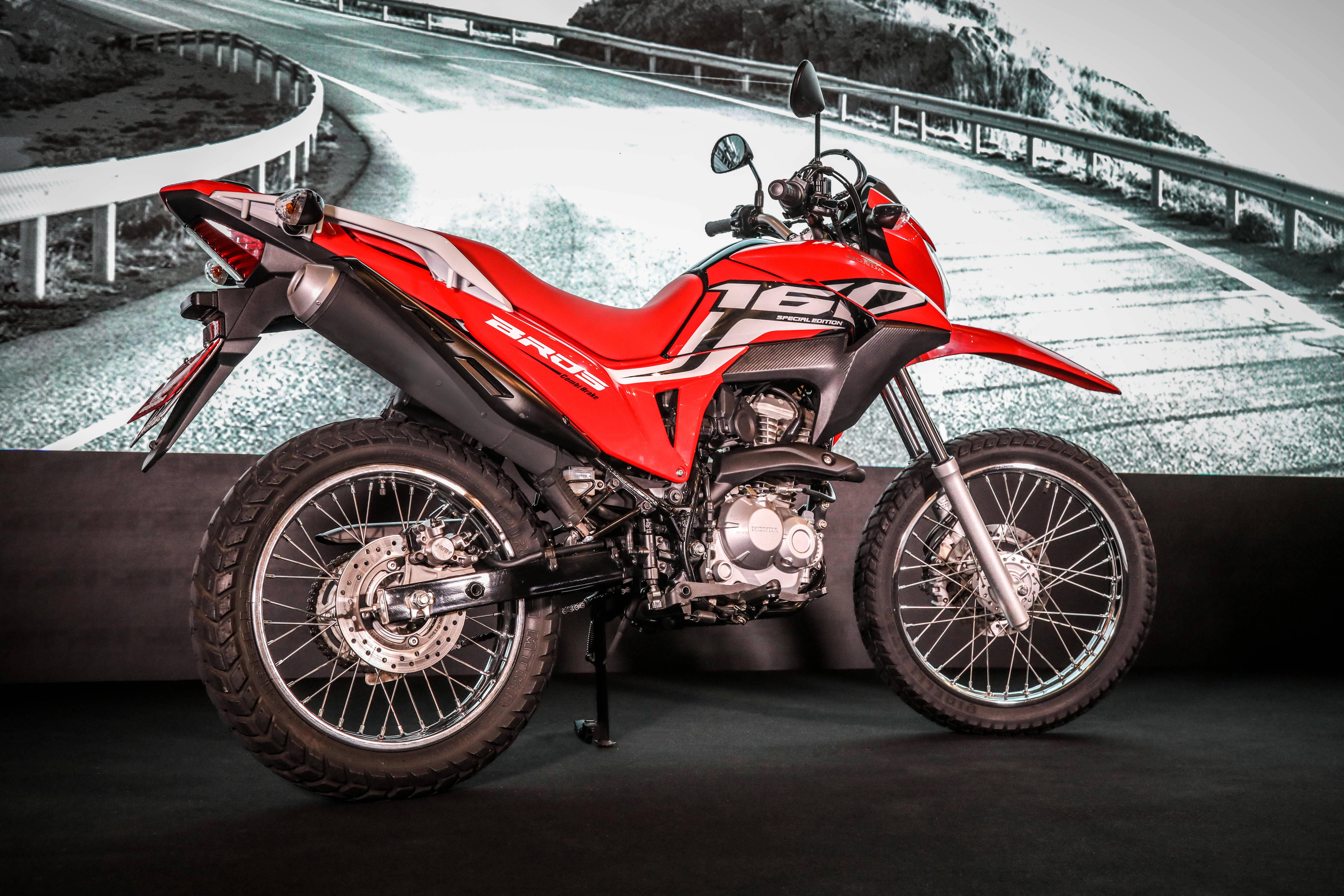 Linha Honda Special Edition. Foto: Divulgação