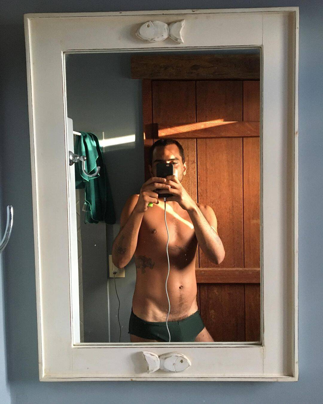 Alexandre. Foto: Instagram
