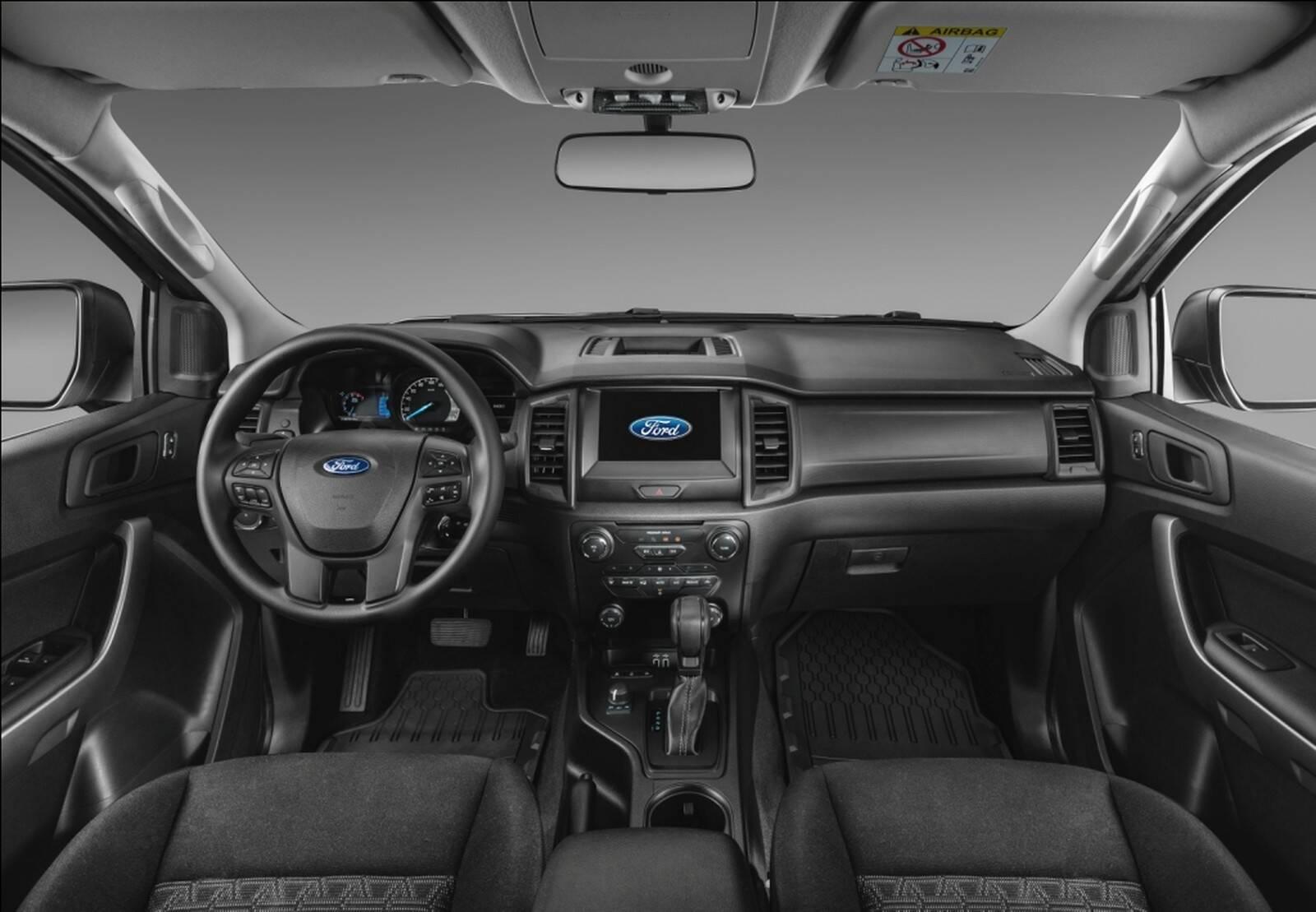Ford Ranger Storm. Foto: Divulgação