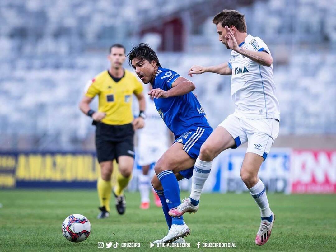Foto: Reprodução/Cruzeiro