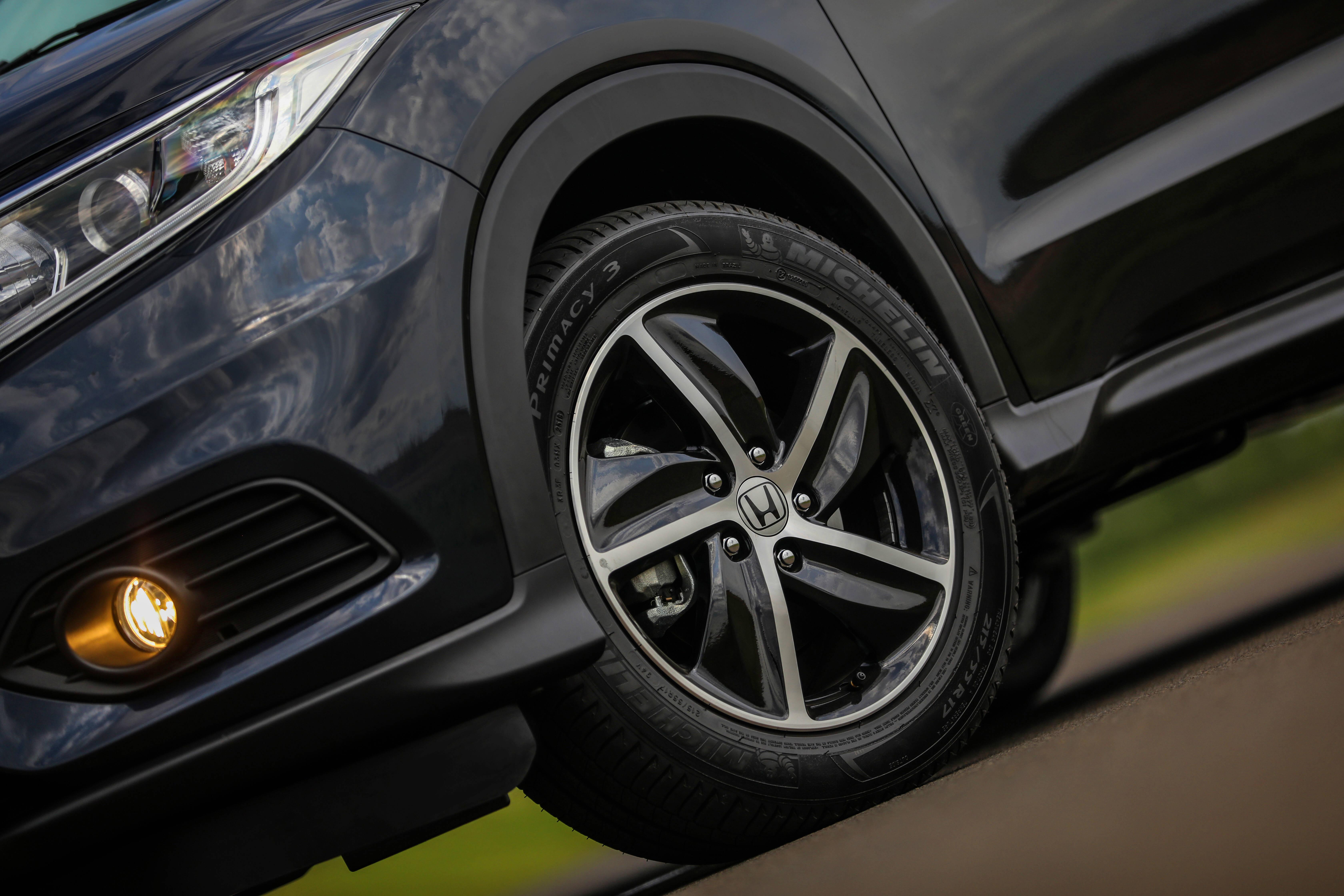 Honda HR-V. Foto: Divulgação
