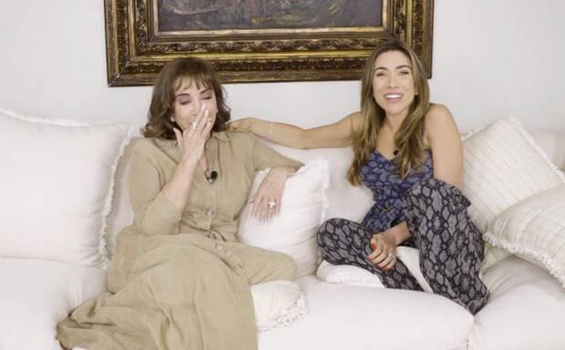 Íris e Patrícia Abravanel comentam caso após 19 anos. Foto: YouTube