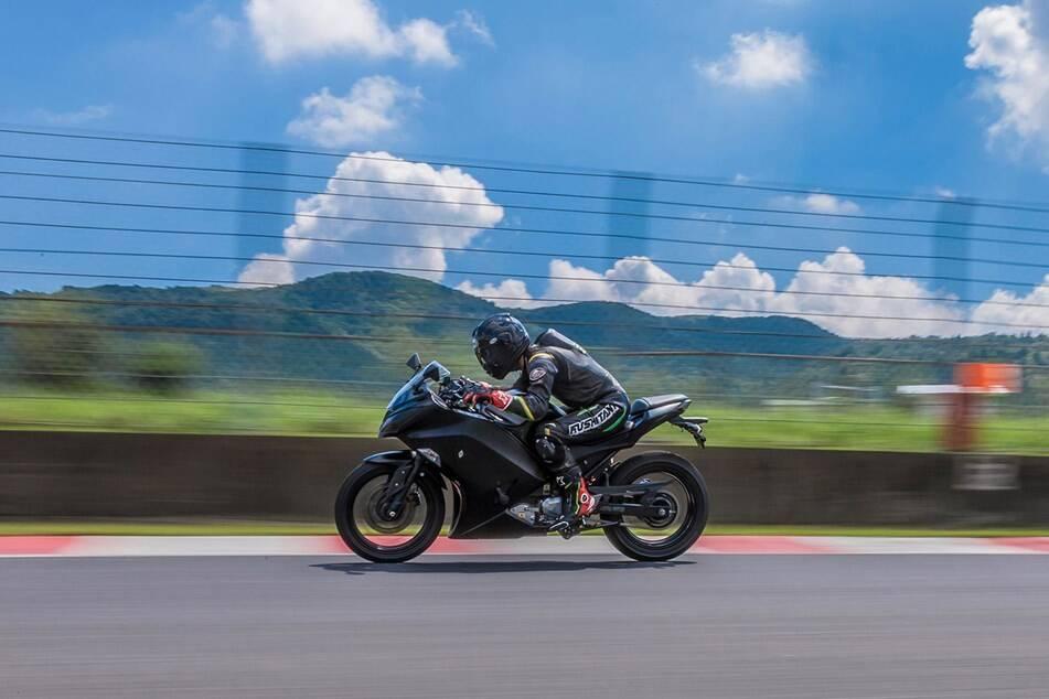 Kawasaki EV Project. Foto: Divulgação