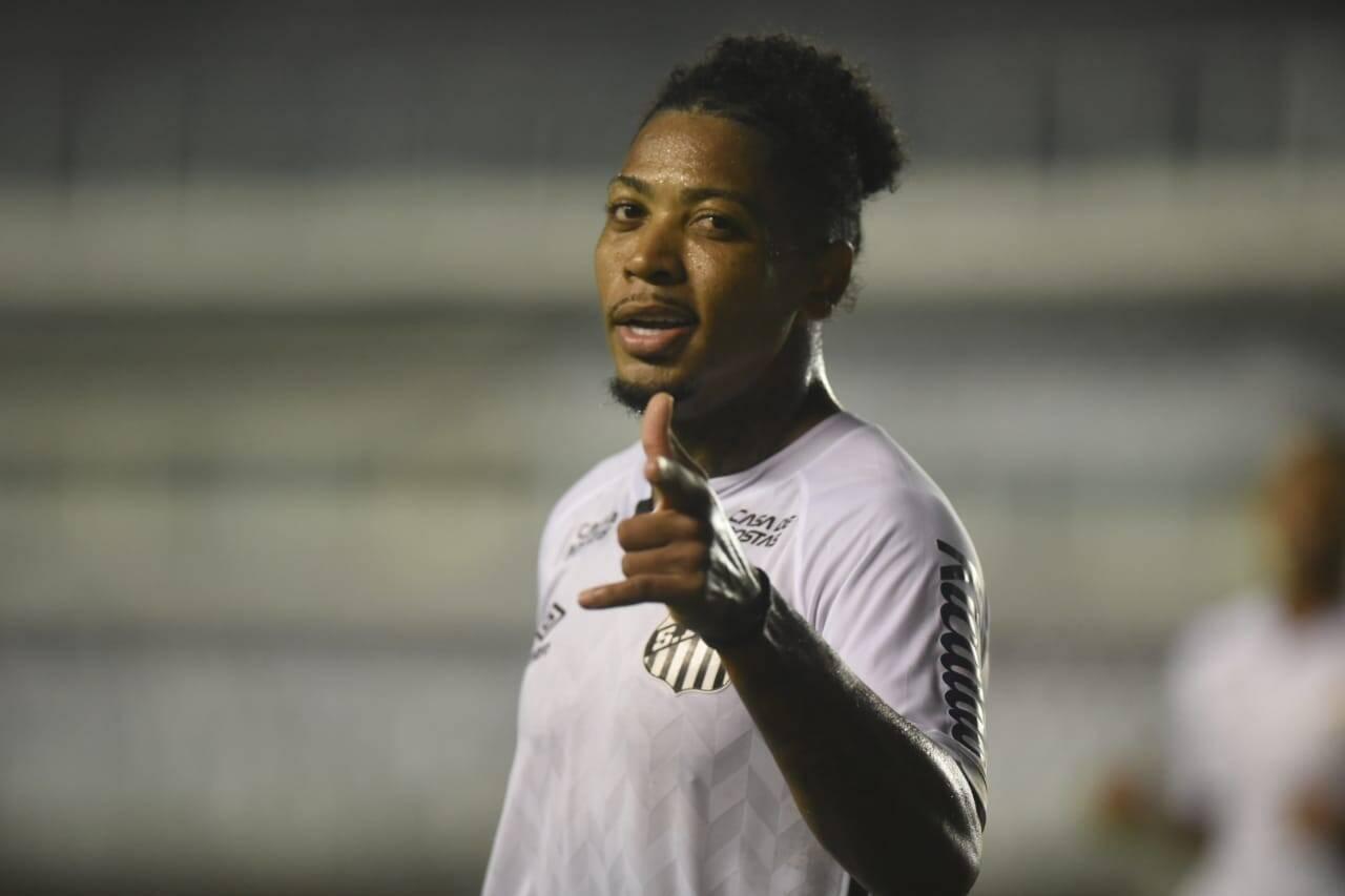Foto: Reprodução/Twitter Santos Futebol Clube
