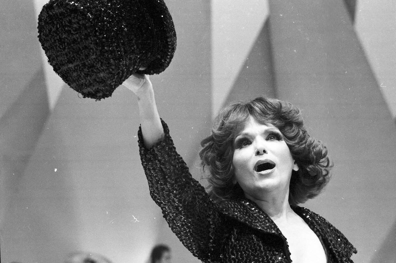 Bibi Ferreira dedicou 77 anos de sua vida ao teatro . Foto: Reprodução/ TV Globo