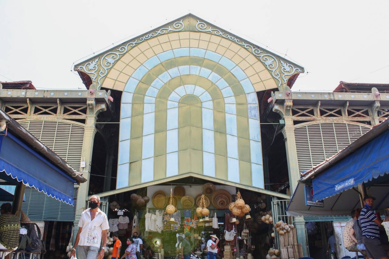 Mercado de São José. Foto: Sandy James