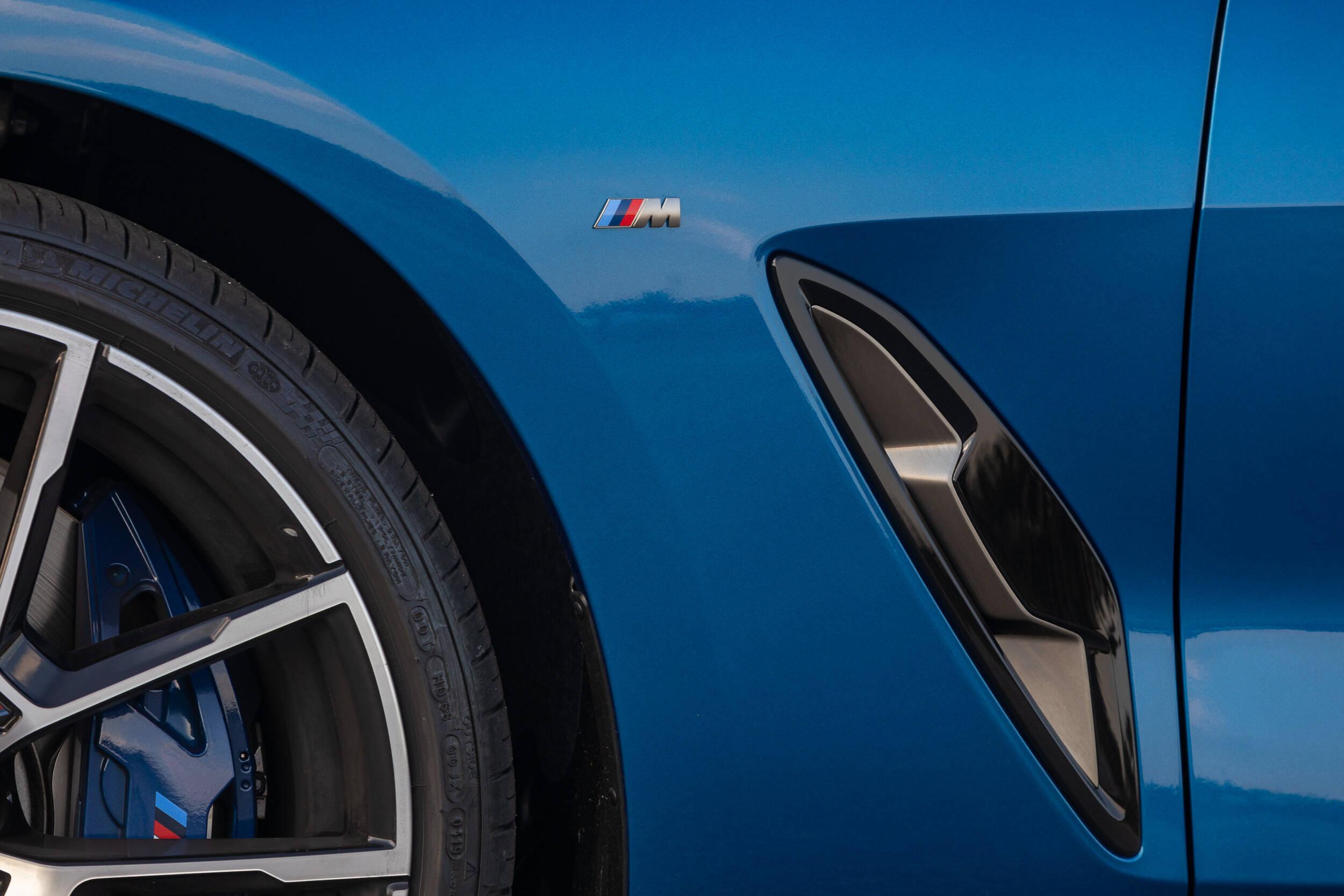 BMW M850i. Foto: Divulgação