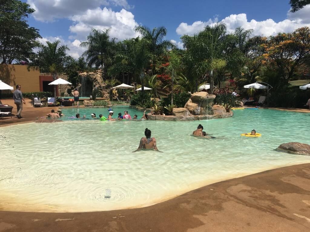 Detalhes do Santa Clara Eco Resort. Foto: Aretha Martins/iG