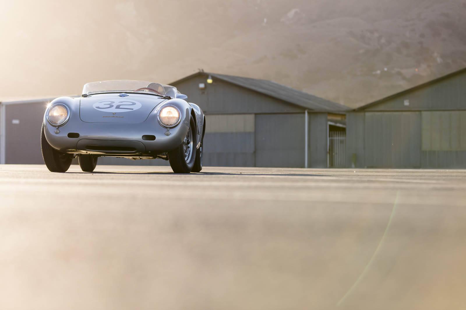 Porsche 550A. Foto: Divulgação