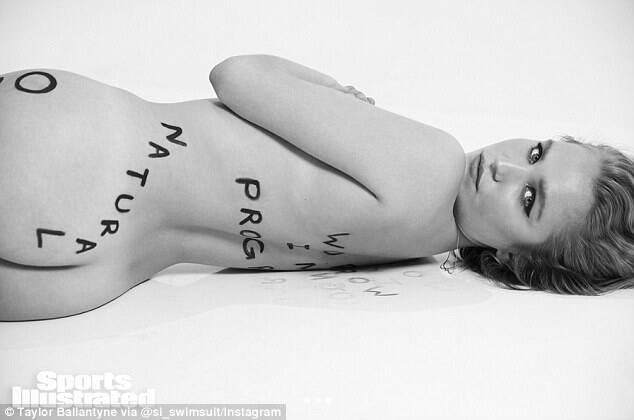 Revista esportiva Sports Illustrated fez ensaio com protestos contra assédio sexual. Foto: Sports Illustrated