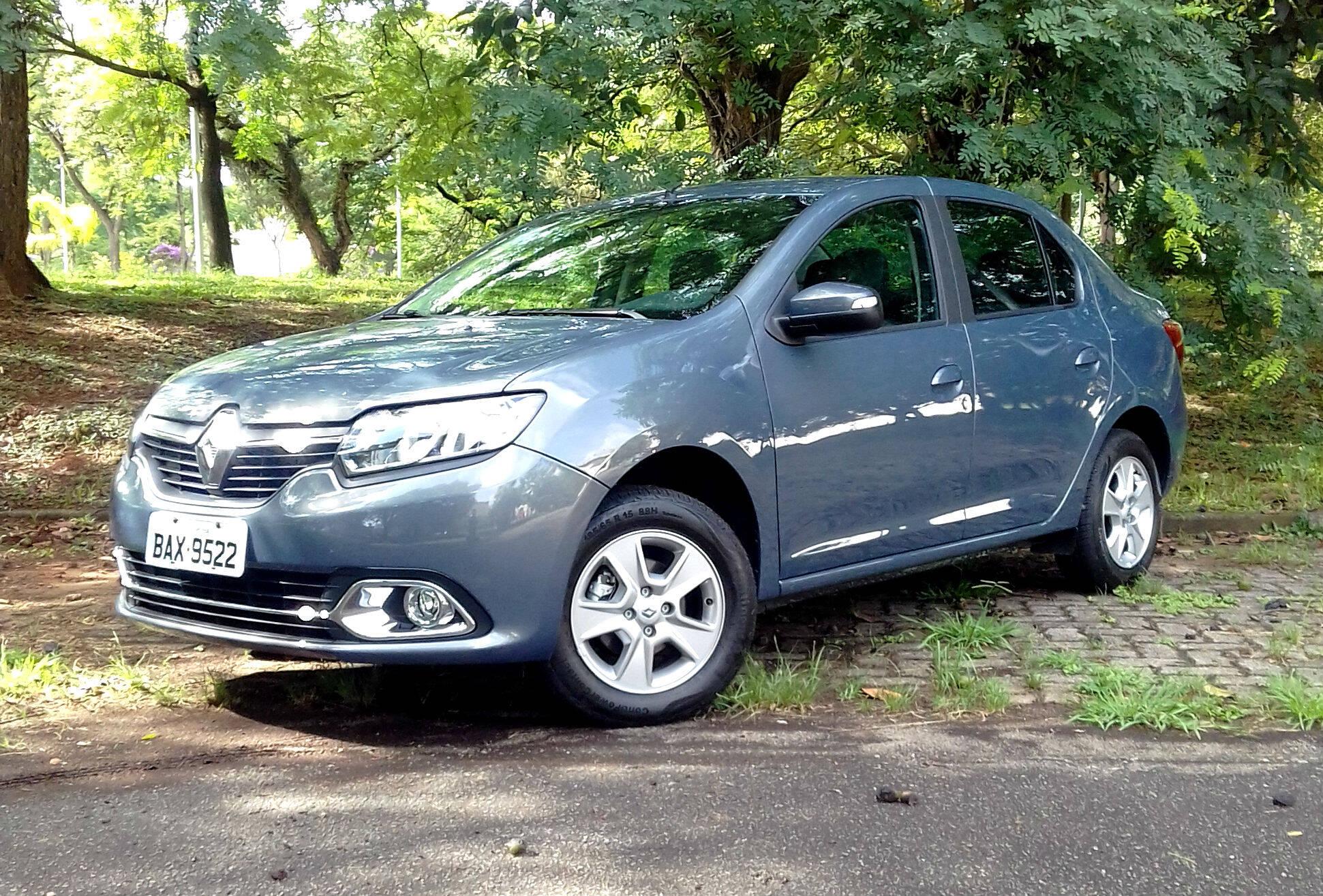 Renault Logan 1.6 SCe. Foto: Carlos Guimarães/iG