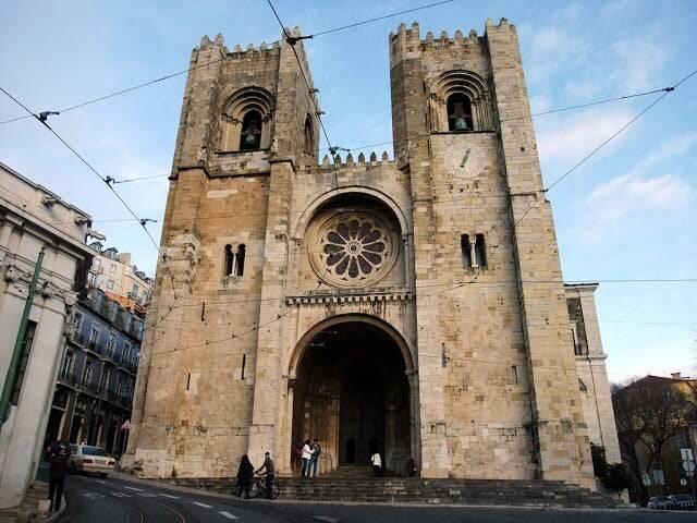 Santo Antônio frequentava a Sé de Lisboa com a família. Foto: Reprodução/Dicas de Lisboa