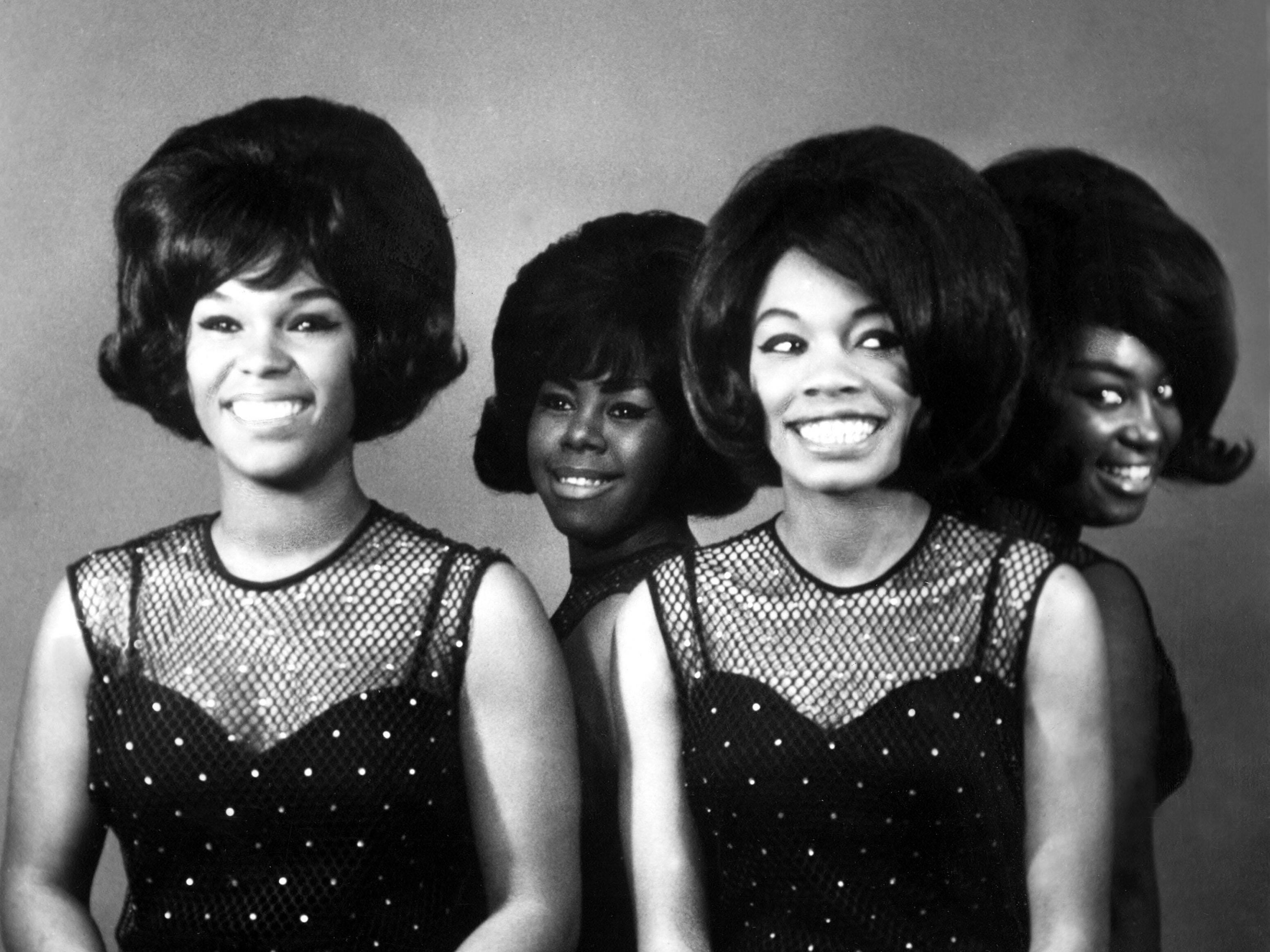 O The Shirelles foi a primeira girlband a emplacar uma música na Billboard Hot 100. Foto: Reprodução