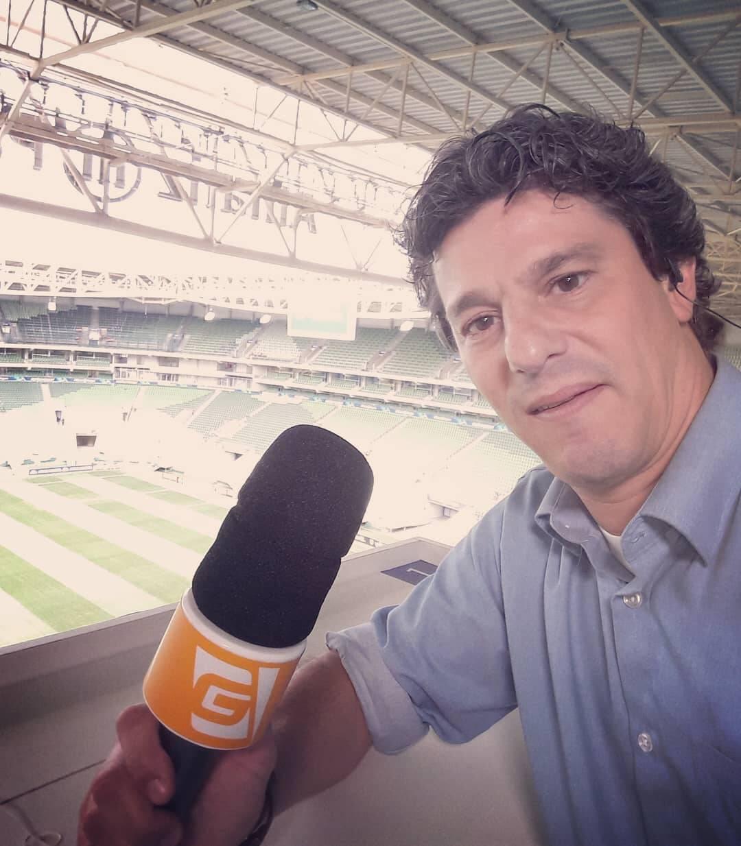 Alexandre Silvestre. Foto: Instagram