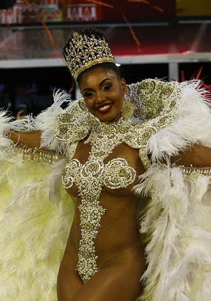 Musas celebram o carnaval na última sexta (09). Foto: Divulgação