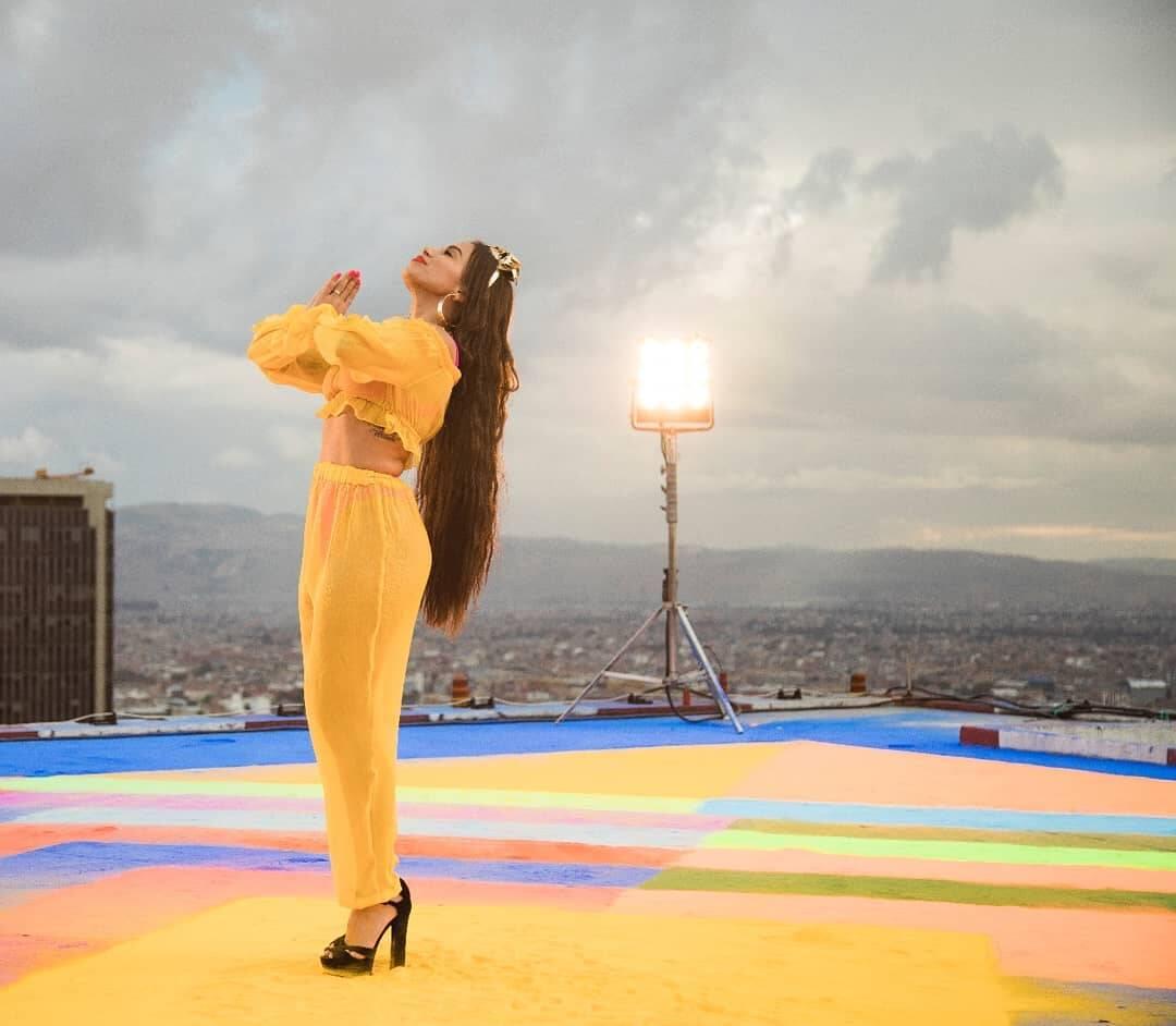 Anitta . Foto: Reprodução/Instagram
