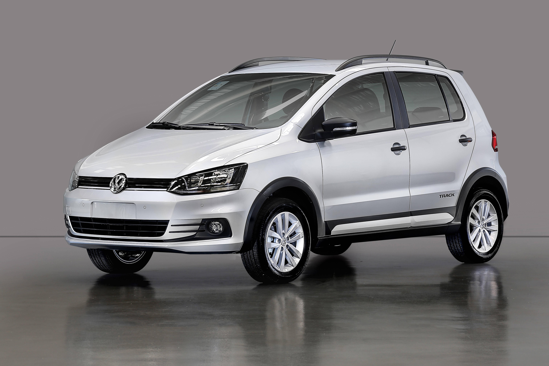 Volkswagen Fox 2018. Foto: Divulgação