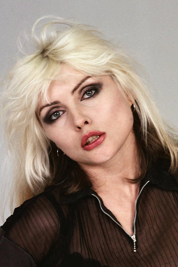 Debbie Ryan foi precursora no movimento new wave com o Blondie. Foto: Reprodução