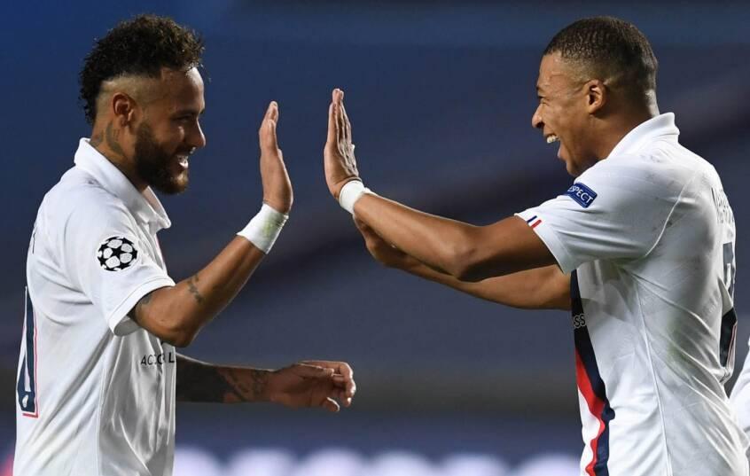 Ex-dirigente revela que Barça esteve próximo de trazer Neymar e Mbappé. Foto: Lance!