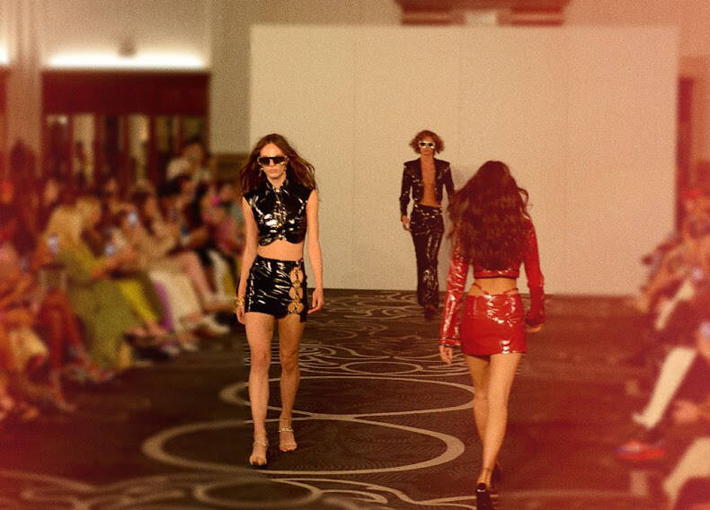 London Fashion Week. Foto:  Carlos Moura