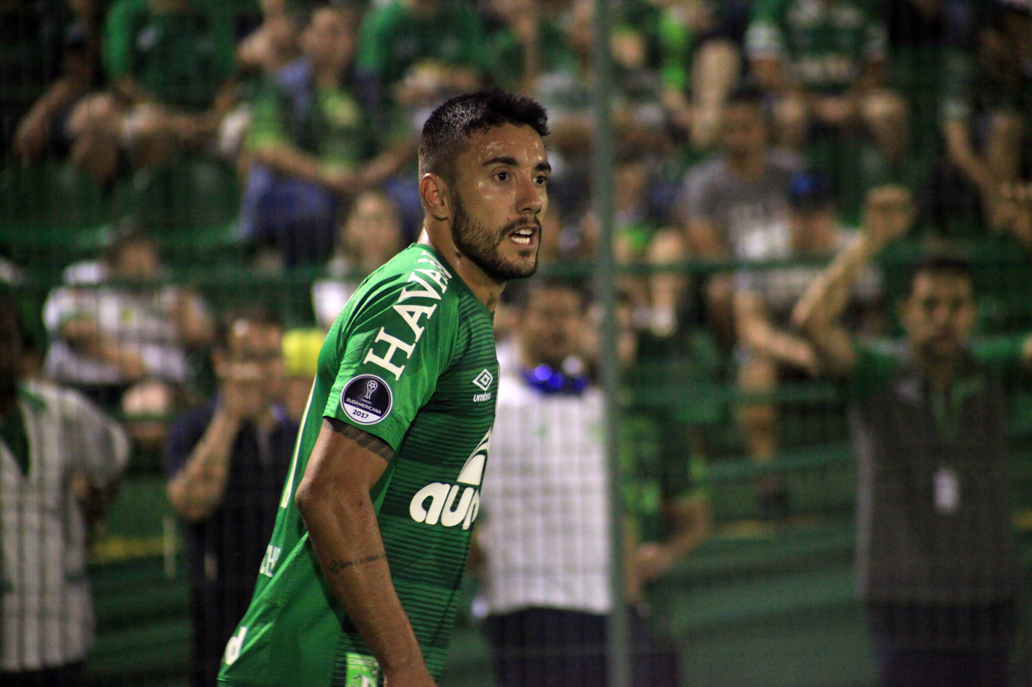 Foto: Rafael Bressan/Chapecoense