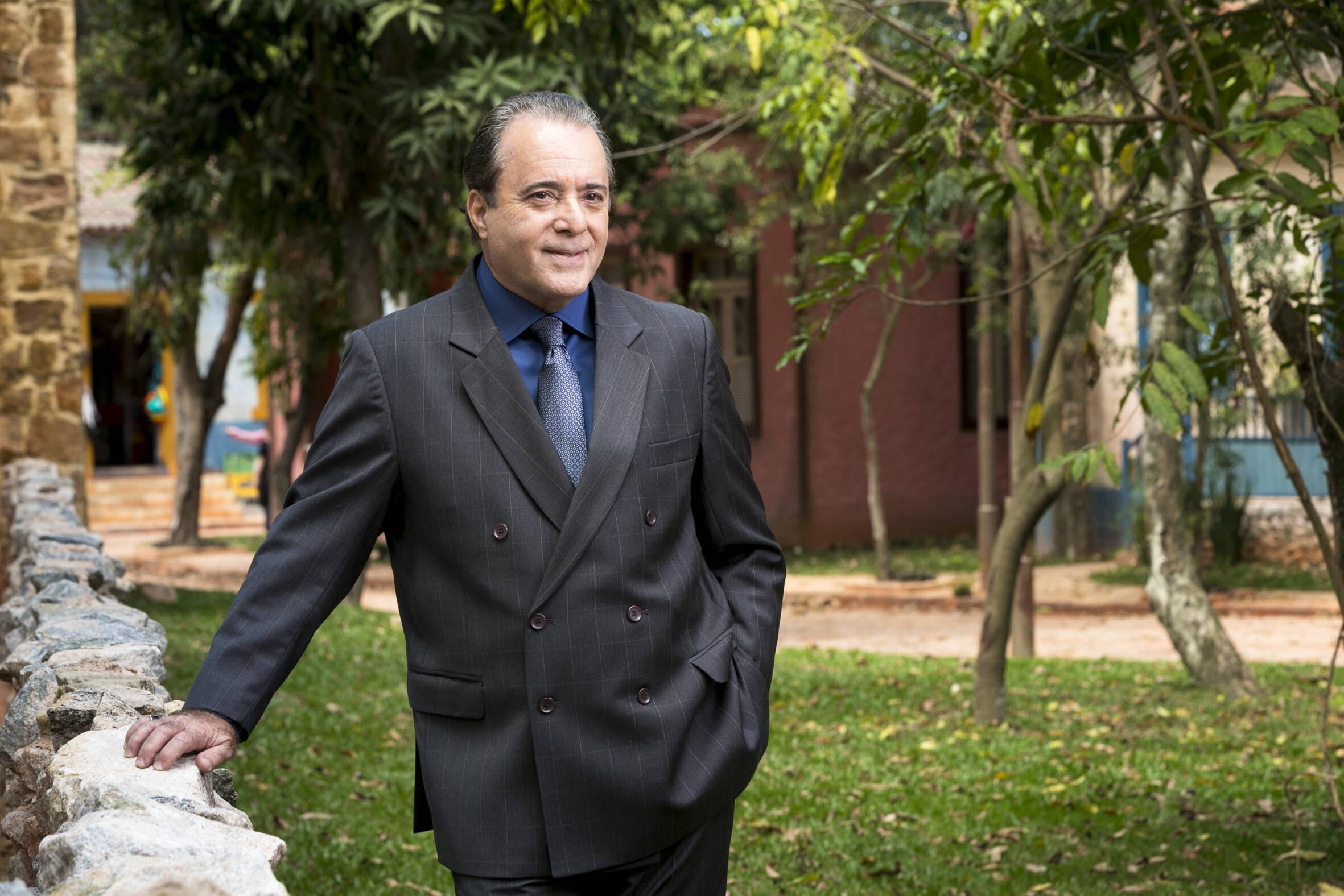 O Sétimo Guardião. Foto: Divulgação/TV Globo