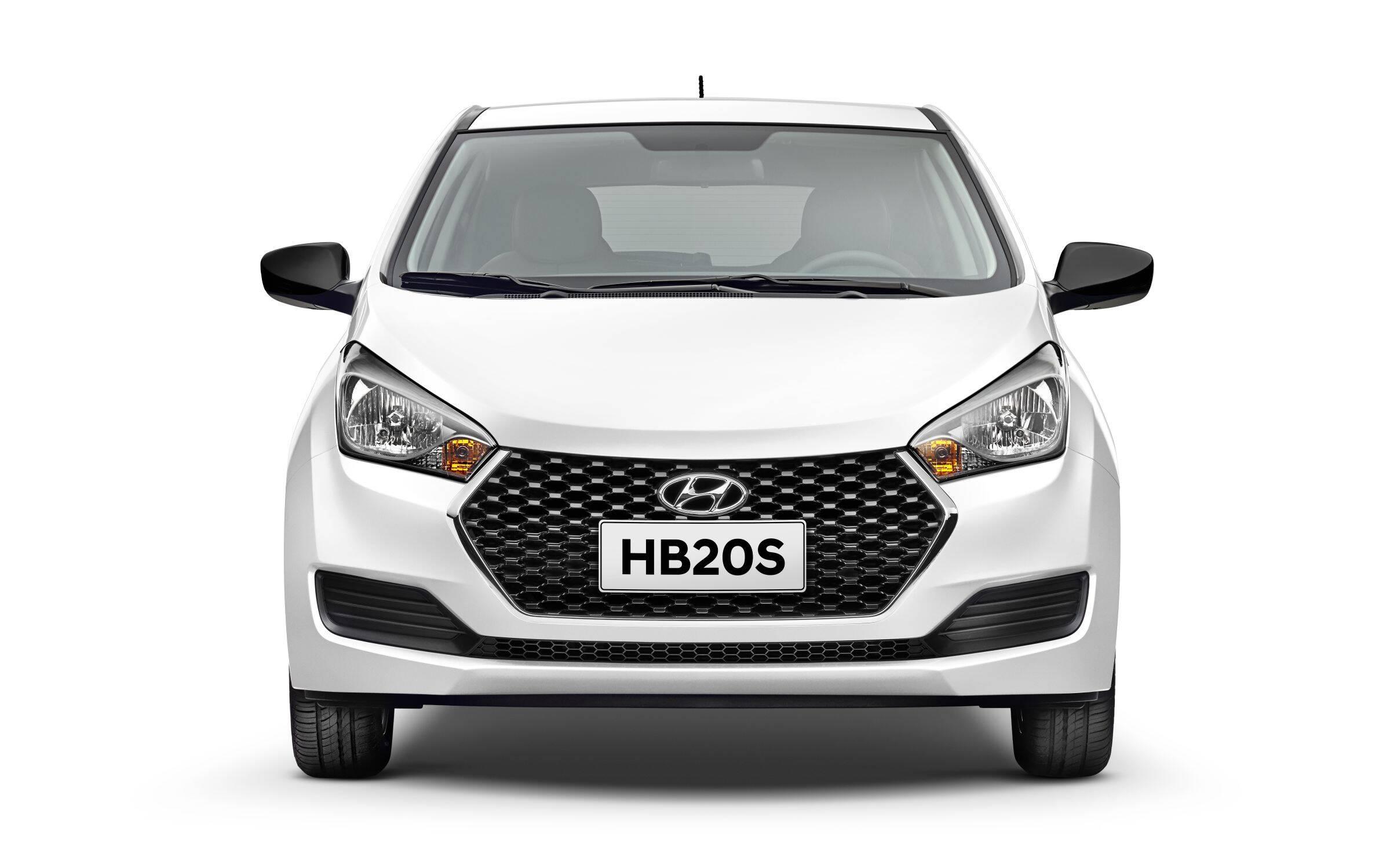 Hyundai HB20S Unique. Foto: Divulgação