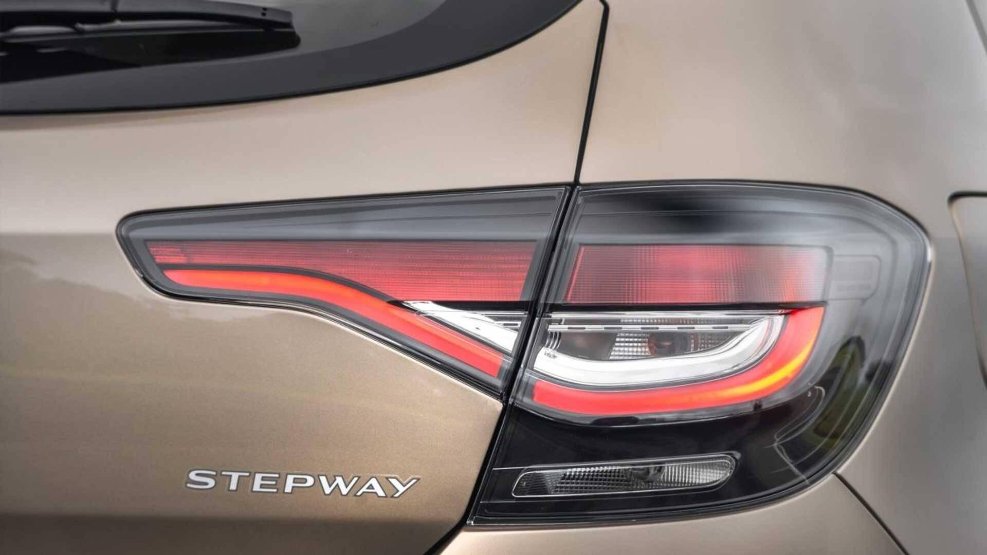 Renault Stepway. Foto: Divulgação
