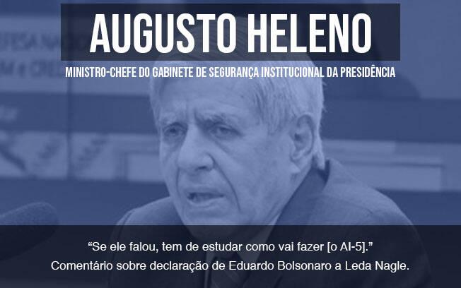 6 vezes em que nomes ligados a Bolsonaro fizeram referência à ditadura. Foto: Pablo Valadares/Câmara dos Deputados